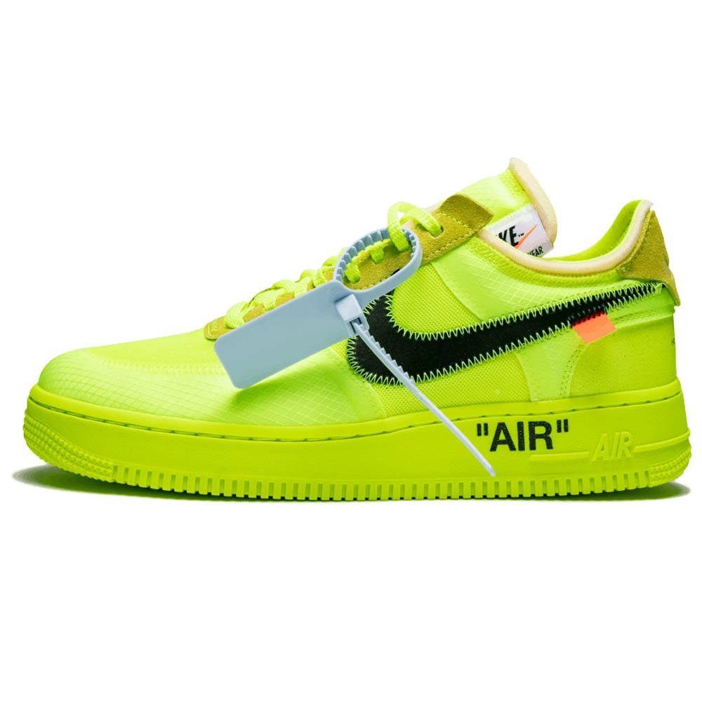 x Nike Air Force 1 Volt – LDN Resellers