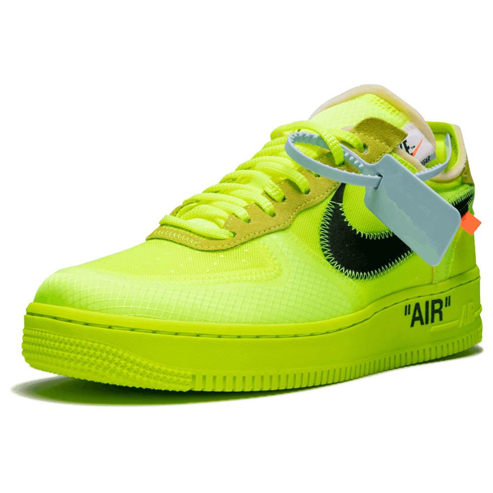 Air Force 1 Low Off White Volt Ldn Resellers
